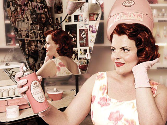The Leopard Lounge Vintage Hair Salons Vintage Hairstyles Hair Salon