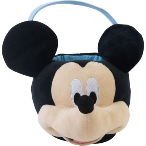 found jaces easter basket plush mickey mouse easter basket