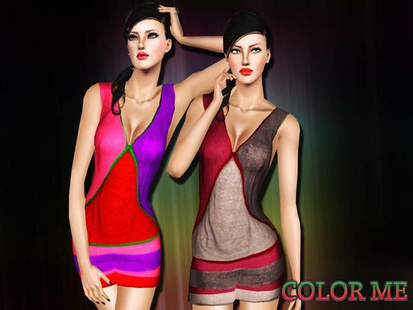 Color Me by Saliwa  http://www.thesimsresource.com/downloads/1170236