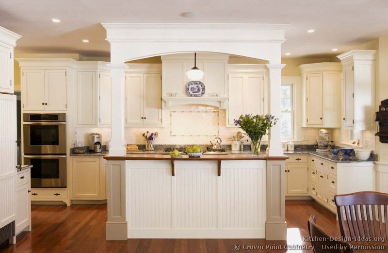 Kitchen Cabinets Traditional White Cpa Victorian Island Wood Hood Magnificent Traditional White Kitchen Cabinets Design Ideas