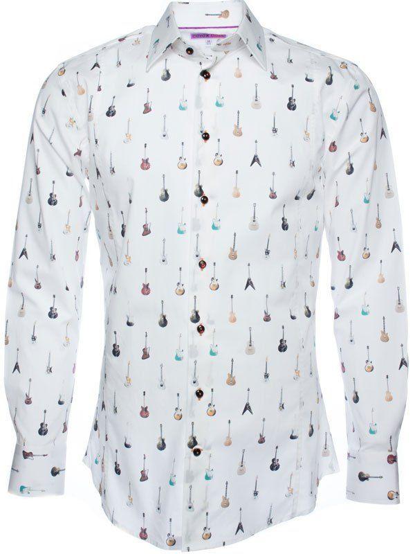 chemise coton doux - musique