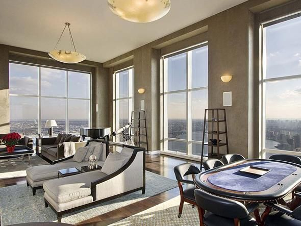 Pin By Cheryl H Moore On The Place To Be Nyc Penthouse Home
