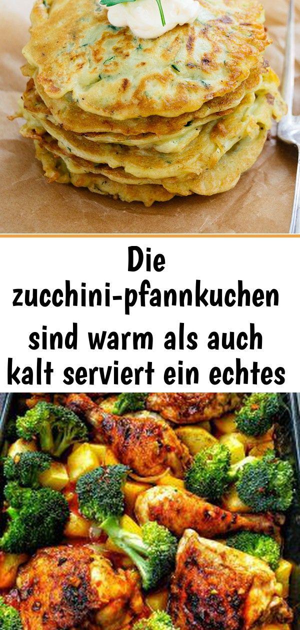 Die zucchinipfannkuchen sind warm als auch kalt serviert ein echtes schmankerl 6 Die ZucchiniPfannkuchen sind warm als auch kalt serviert ein echtes Schmankerl Honeygarli...