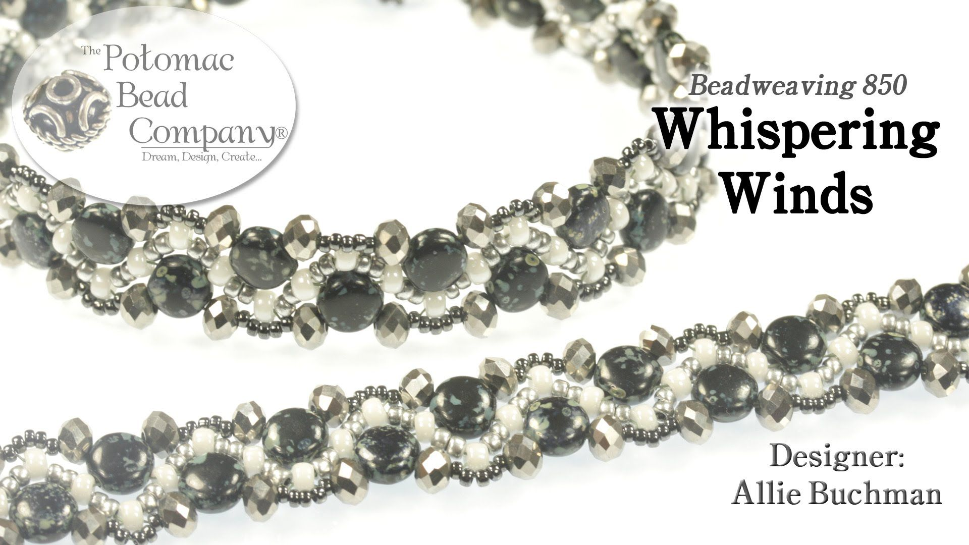 Beadweaving whispering winds bracelet patterns pinterest