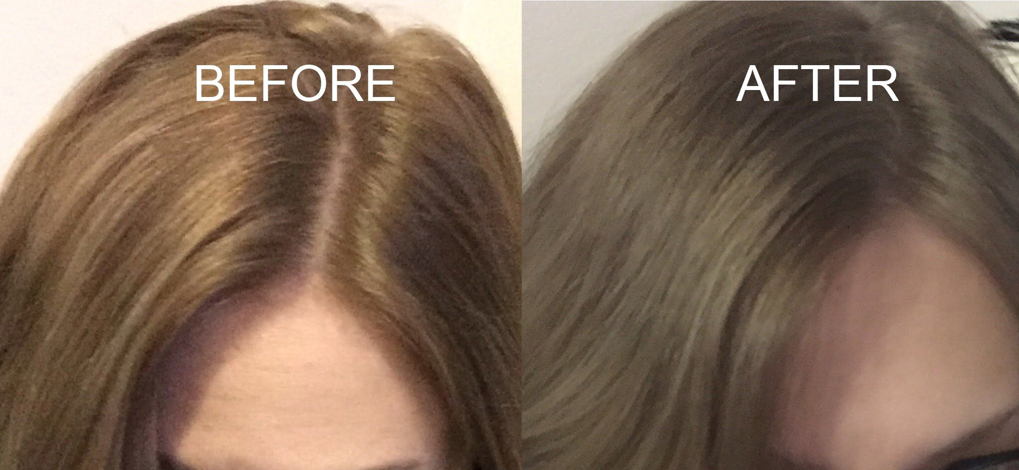How To Tone Brassy Dark Hair No Damage Toner For Brown Hair