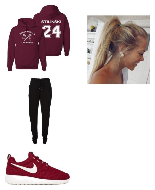 """""""lazy day"""" by heyitstyla on Polyvore featuring Chalayan and NIKE"""