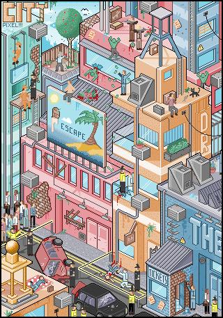 Pixel Art Phone Wallpaper Pixel Art Pixel Art Design Vaporwave Wallpaper