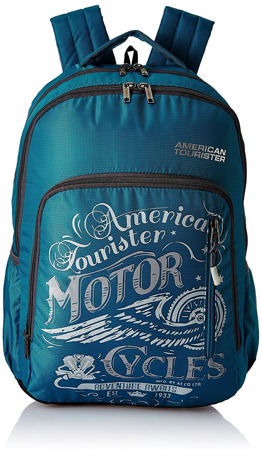 7161dcbbc6 American Tourister 36 Ltrs Teal Casual Backpack (AMT BOOM BACKPACK ...