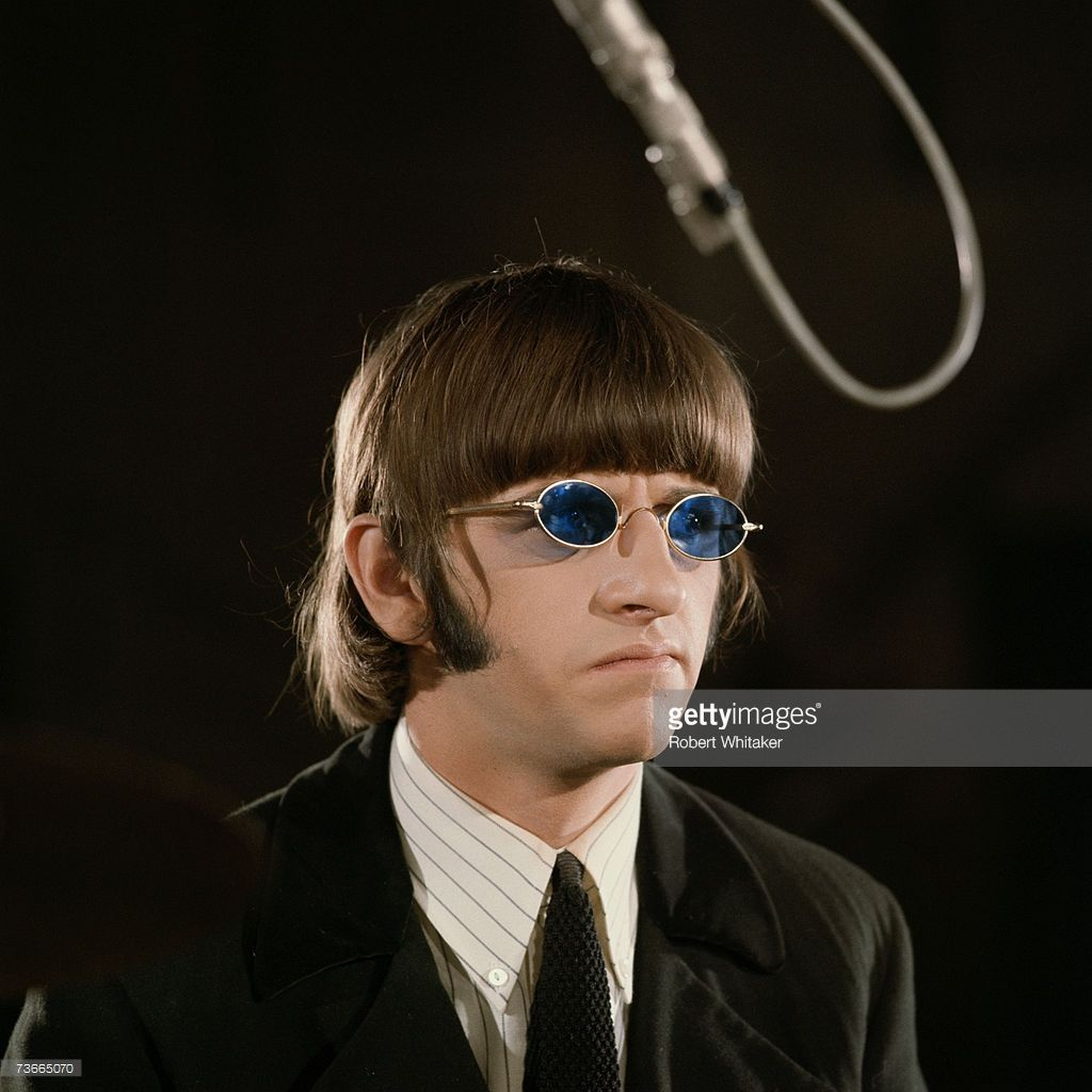 News Photo Drummer Ringo Starr Of The Beatles Of The Beatles