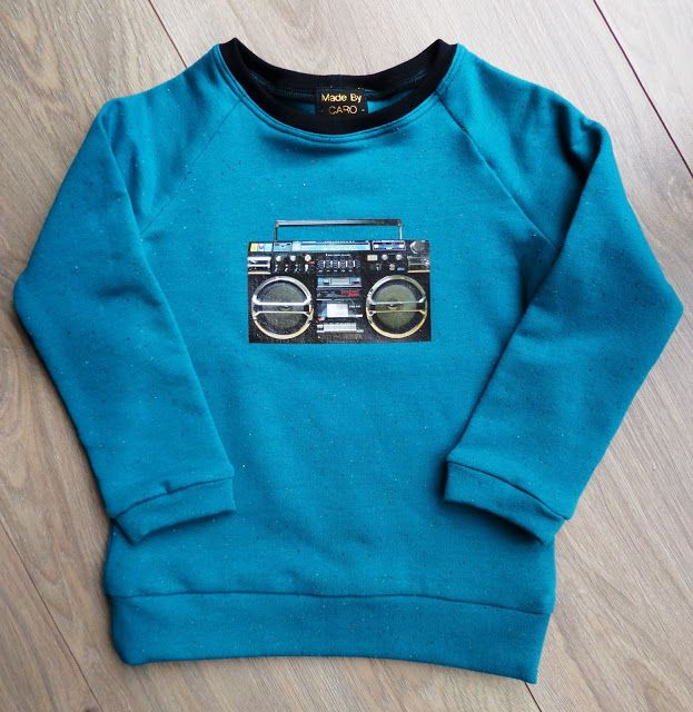 Made-By-Caro: Sweater voor Sig