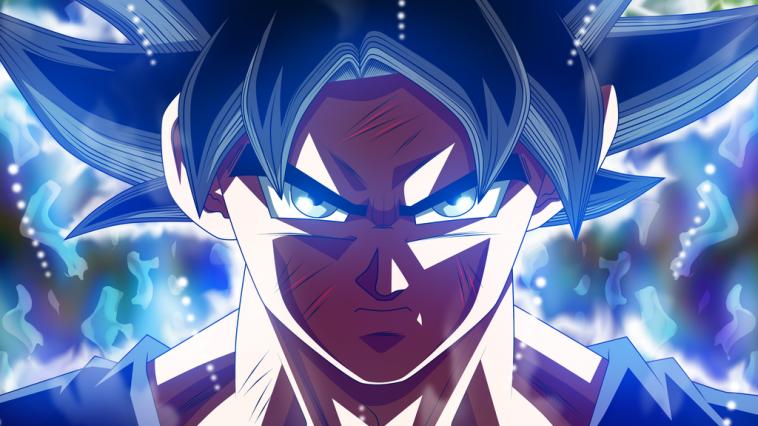 Ultra Goku Dragon Ball Super Goku Ultra Instinct Dragon Ball