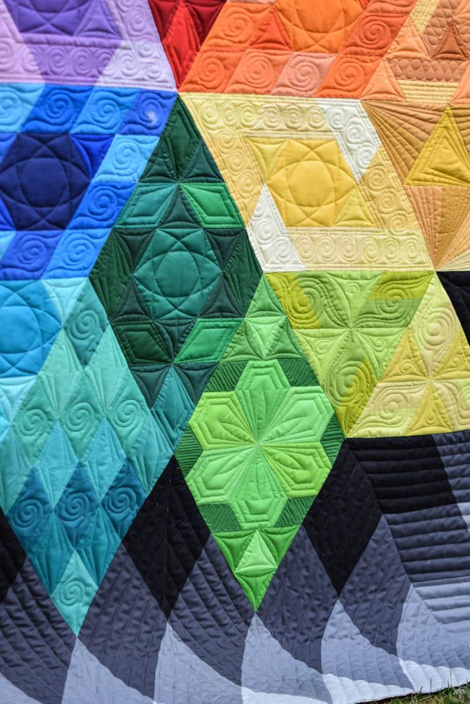 Cotton Berry offers longarm quilting services, custom handmade ... : machine quilting services - Adamdwight.com