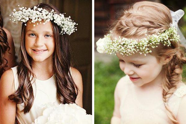 peinados para las pajes de la boda | peinados | boda, ceremonia de