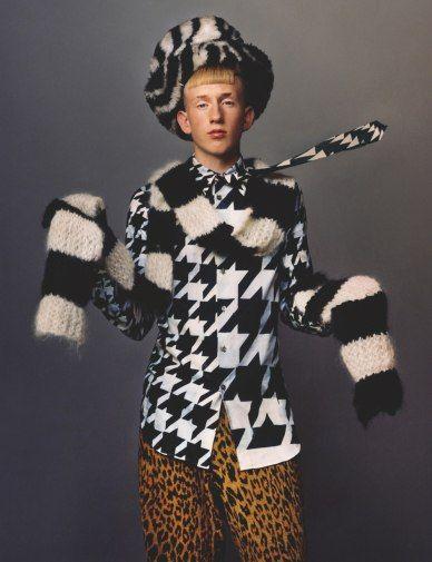Numero Homme FW 13.14 ph: Jamie Hawkesworth fashion editor: Benjamin Bruno