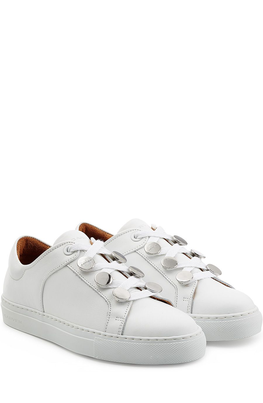 Leder-Sneakers detail 0