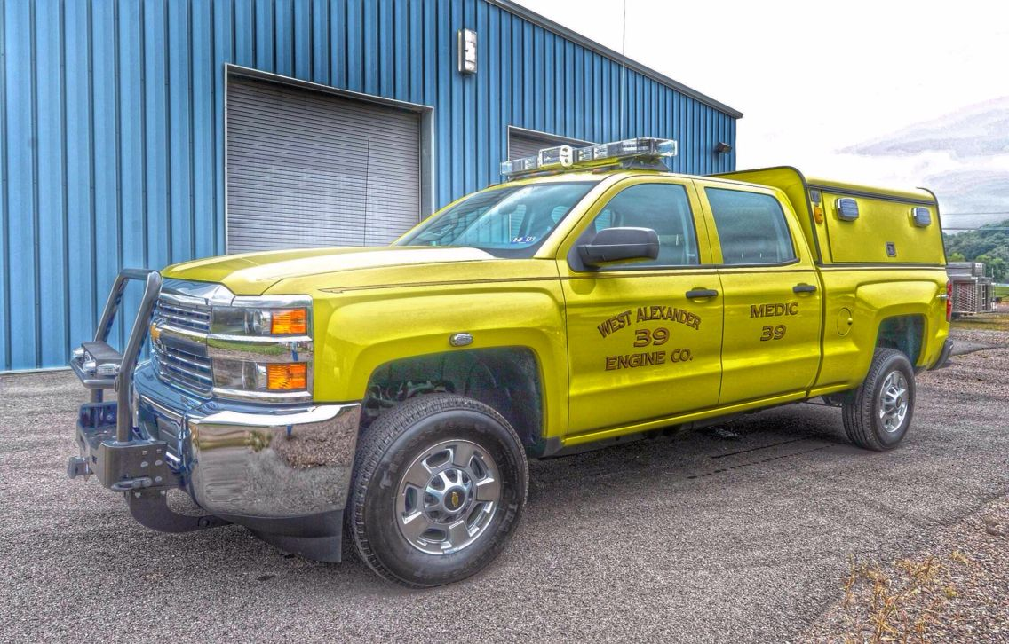 2015 Chevy 2500HD Medic Truck | Awesome Ambulances & Fire Trucks ...