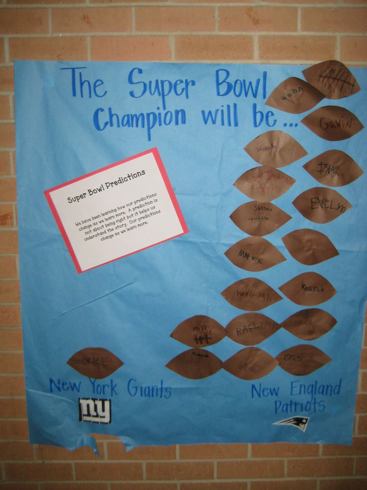 Super Bowl Graph