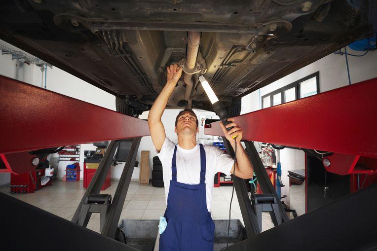 Vehicle Inspection Automotive Repair Shop Mobile Mechanic