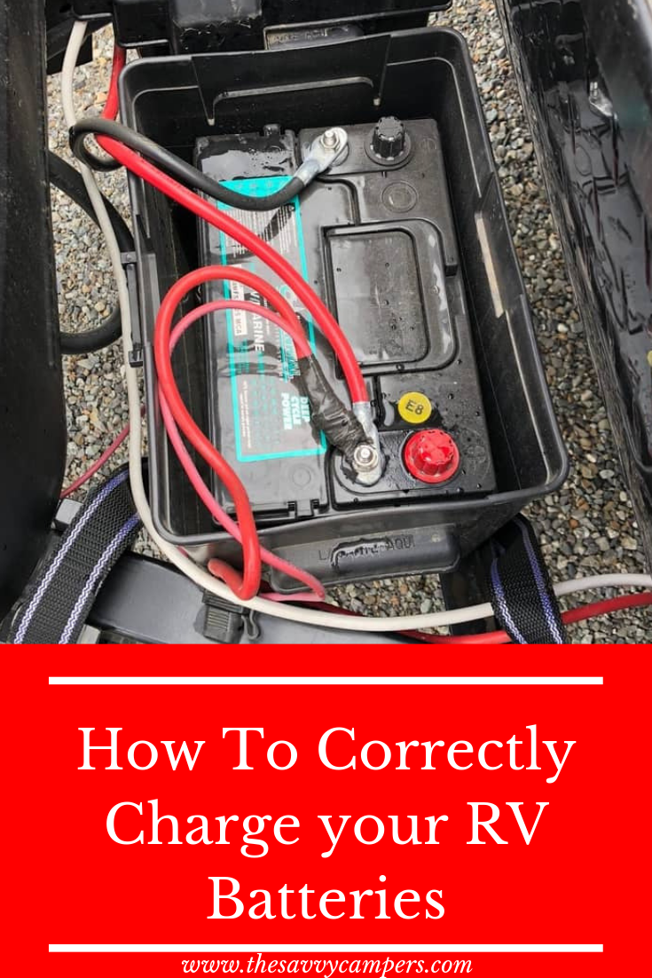 How To Charge A Travel Trailer Battery