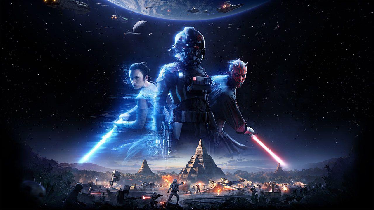 Star Wars Jedi Fallen Order Wallpapers Star Wars Wallpaper Star