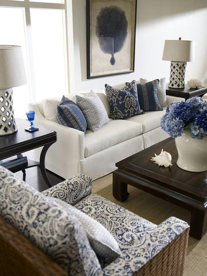 Lindo Blue Living Room Living Room Designs Formal Living Rooms #white #living #room #lamps