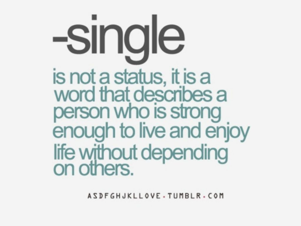 Quotes About Being Single And Happy Happy Being Single Quotes Me