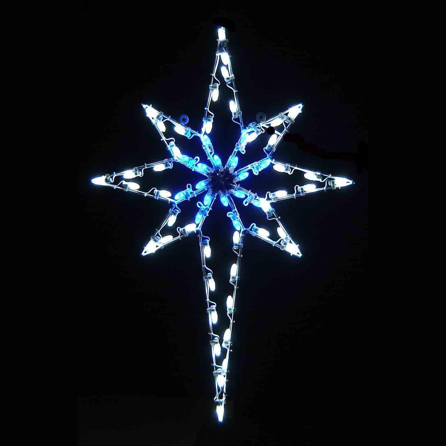 Stars And Giant Ornaments Christmas Star Star Of Bethlehem Christmas Star Decorations