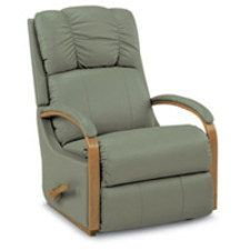 Lazy Boy Glider Rocking Chair Hanging Singapore La Z Reclina Rocker Recliner Harbor Town 532 Fabric