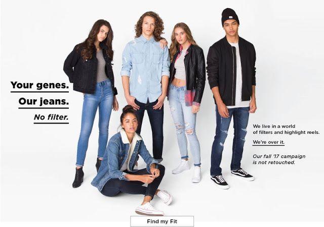 La campaña de moda de Bluenotes ofrece imágenes que no son