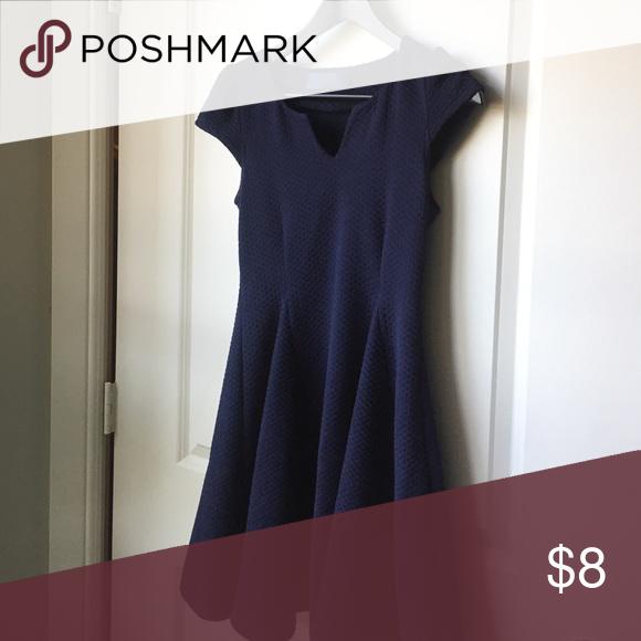 blue flowing dress blue flowing dress, good condition Francesca's Collections Dresses Mini