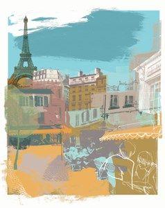 Kate Miller Signed Limited Edition Prints Illustration