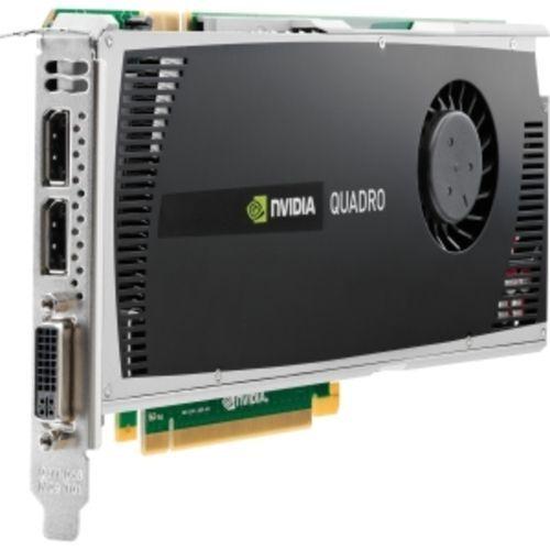 NVIDIA QUADRO 4000 2GB GDDR5 PCI-E x16 DVI// 2 X DISPLAY PORT Graphics Video Card