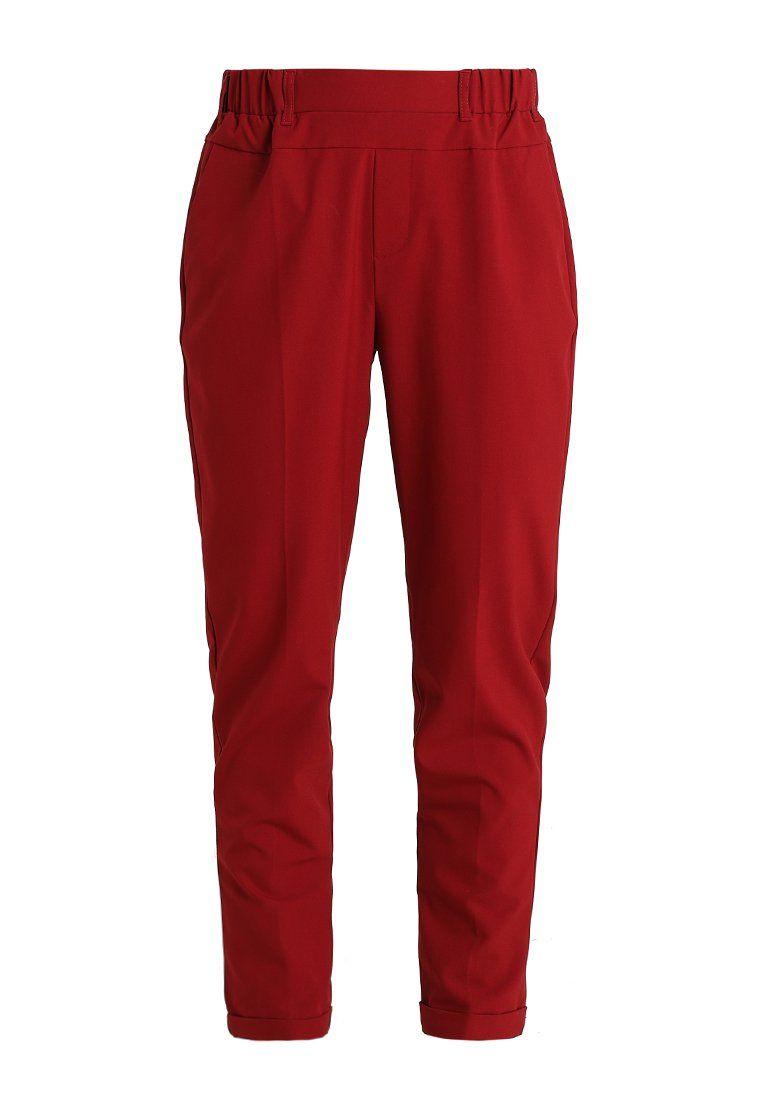 Neuankömmling populärer Stil schnelle Farbe NANCI JILLIAN PANT - Pantalon classique - sun dried tomato ...