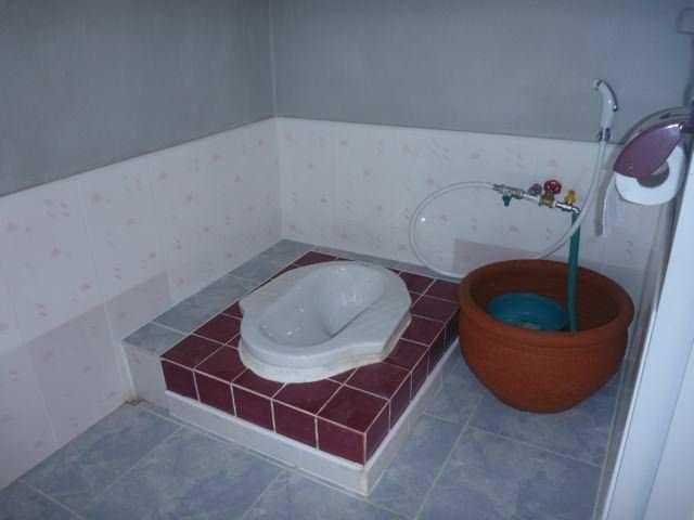 Pin Di Ideas For My Home 1x1 minimalist bathroom squat toilet