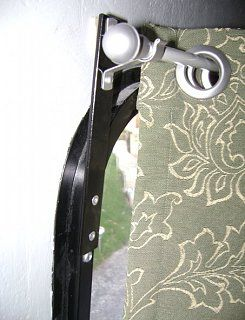 Ideas For Mounting Curtain Brackets Id 24343 Camper Curtains