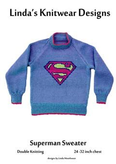 1674c76f97ef superman sweater superhero knitting pattern