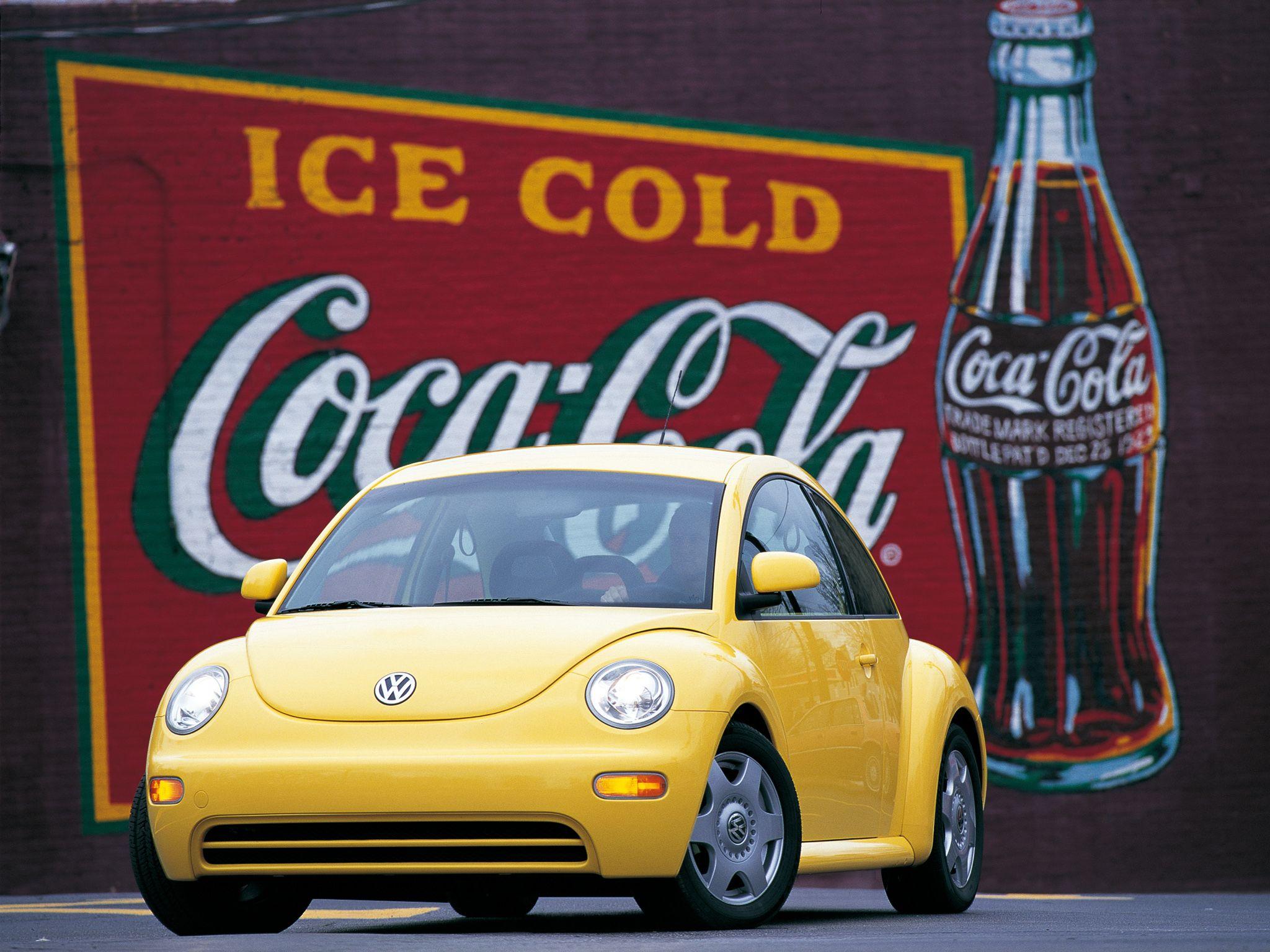 Volkswagen New Beetle Us Spec 1998 2005 Volkswagen New Beetle New Beetle Vw New Beetle Coca cola bottle top car images vw