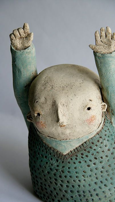 Anne sophie gilloen sculpture c ramique contemporaine for Sculpture contemporaine