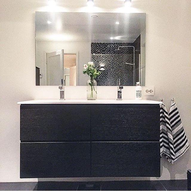 kvik badeværelse Mano Sera bathroom set at @finkrihouse #Kvik #bathroom  kvik badeværelse