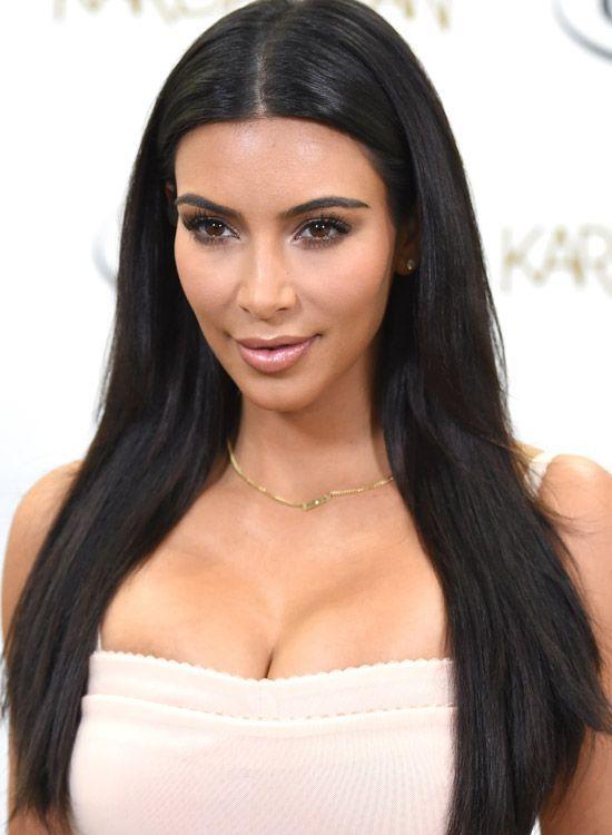 50 Best Kim Kardashian Hairstyles #kimkardashianstyle
