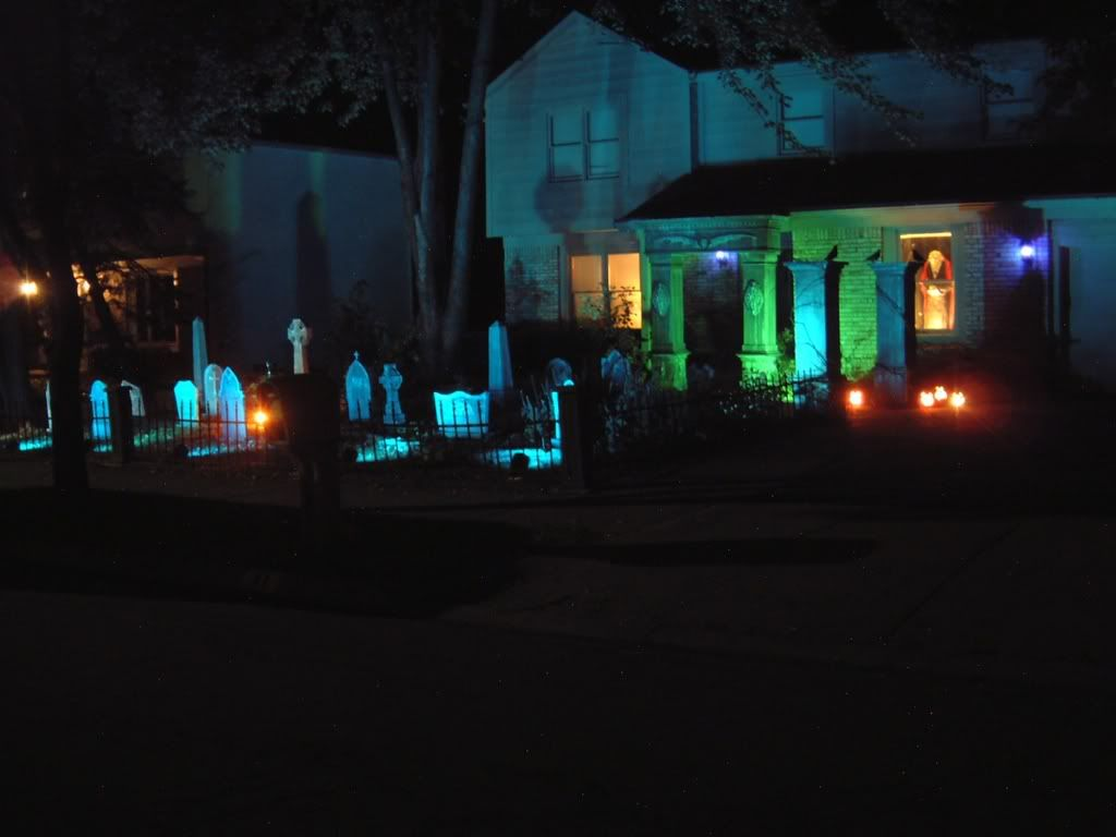 halloween lighting ideas. Gothic Entry And Cool Lighting Ideas For Halloween O