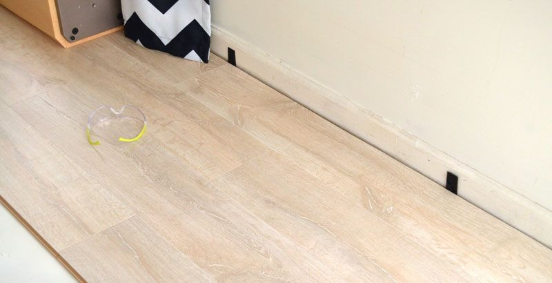 Quick Step Flooring Installation Review Blogger Flooring