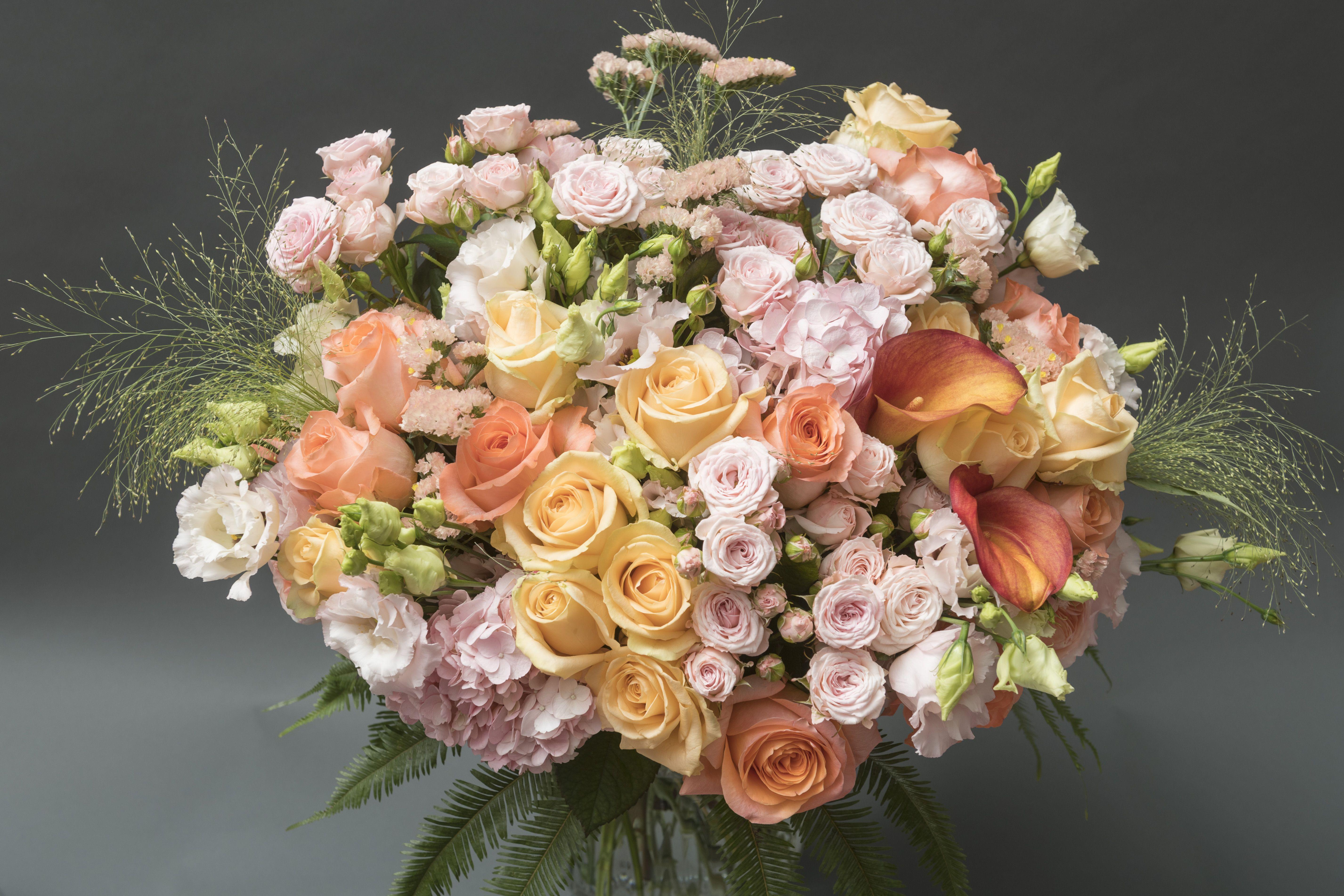 100 Génial Concepts Bouquet De Roses Anciennes