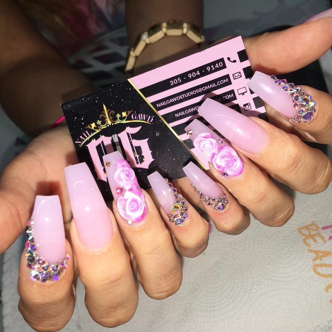 nailswag #nailartist #nailgame #nails #miaminailsalon #nails ...