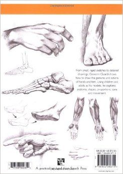 Drawing Hands & Feet: Form - Proportions - Gestures and Actions (Art of Drawing): Giovanni Civardi: 9781844480715: Amazon.com: Books