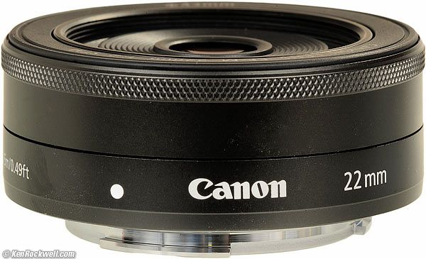 Canon 22mm F 2 Stm Review Canon Ef Canon Lens Canon