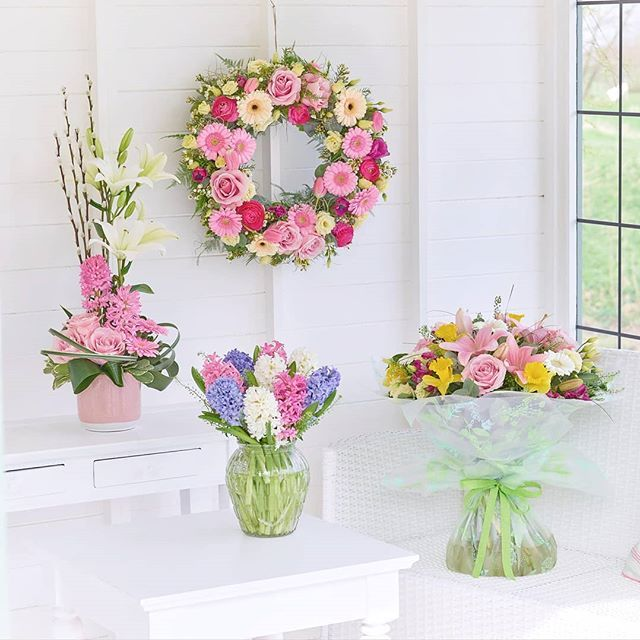 The weather outside might be bracing but our new seasonal collection spring flowers interflora newcollection seasonal springflowers flowersofinstagram instaflower beauty mightylinksfo