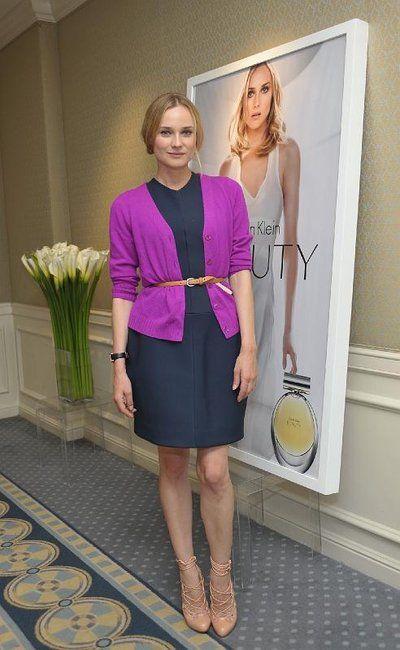 the best attitude 428a9 ec129 Diane Kruger (November 2010-April 2011) | Diane Kruger in ...