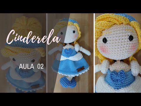 Photo of AULA 2 – CINDERELA (Barroca Ateliê Oficial)
