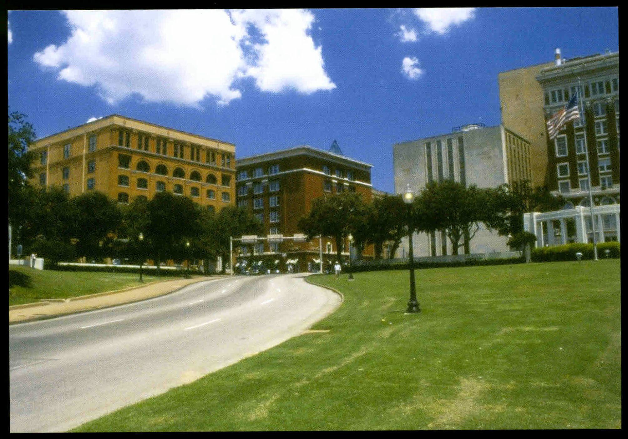 From left to right the former texas school book